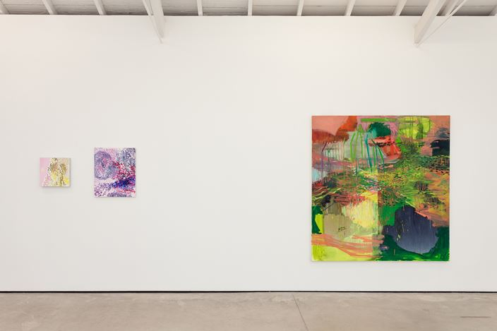 Exhibition view: Victoria Morton, Treat Fever with Fever, The Modern Institute (26 January–9 March 2019). Courtesy the artist and The Modern Institute/Toby Webster Ltd, Glasgow. Photo: Patrick Jameson.