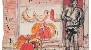 Contemporary art exhibition, Jean Hélion, Jean Hélion at Galerie Laurentin, Paris - Bruxelles