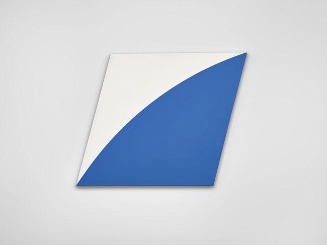 Blue Curve II by Ellsworth Kelly contemporary artwork