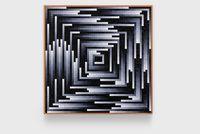 Circuito tonal V by José Patrício contemporary artwork sculpture