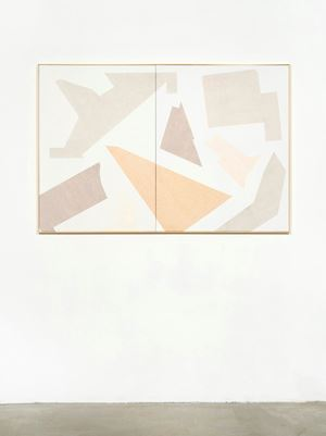 Puzzle IV by Kim Bartelt contemporary artwork