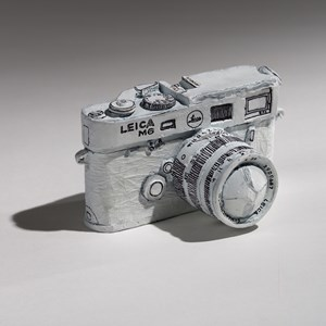 Leica by Tom Sachs contemporary artwork