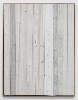 Wood Rift by Hu Xiaoyuan contemporary artwork