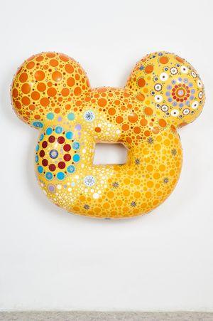 XXL Donut 022 by Jae Yong Kim contemporary artwork sculpture