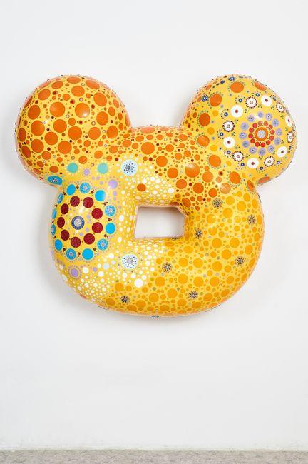 XXL Donut 022 by Jae Yong Kim contemporary artwork