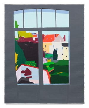 Brussels by Guy Yanai contemporary artwork