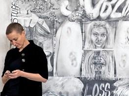 Kaari Upson: unfinished artist