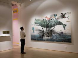 'Annals of Floating Island' at Hanart TZ Gallery, Hong Kong