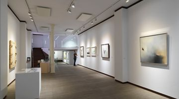 Contemporary art exhibition, Group Exhibition, Abstract Nature: Works by Zóbel with Miró, Tàpies and Hernández Pijuan at Galeria Mayoral, Barcelona, Spain