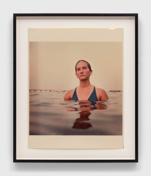 Untitled (Laurie) by Mark Morrisroe contemporary artwork photography