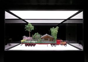 Secret Garden by Do Ho Suh contemporary artwork