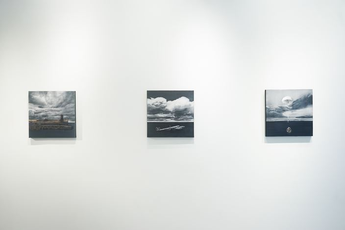Exhibition view: Shiori Eda,A Water World, A2Z Art Gallery, Hong Kong (28 March–28 April 2019). Courtesy A2Z Art Gallery.