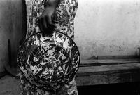 A serving dish, Ghana by Chester Higgins contemporary artwork photography