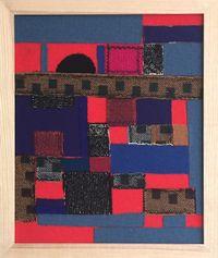 Teppich für Winnifred by Julia Holderness contemporary artwork textile
