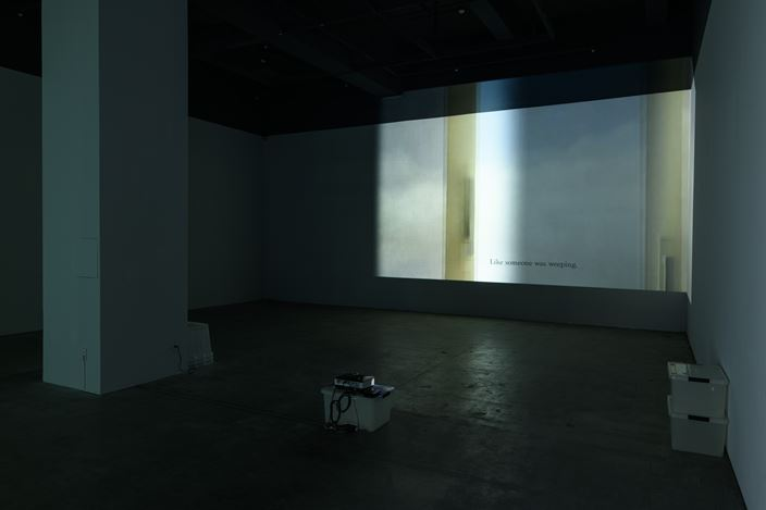 Exhibition view: Lee Kit, Techno, B1, TKG+, Taipei (11 May–7 July 2019). Courtesy the artist and TKG+.