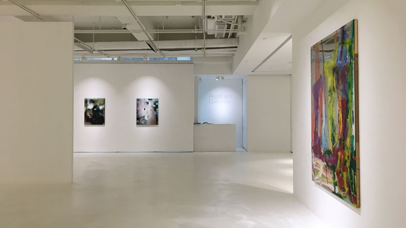 Exhibition view: Group Exhibition, Dystopian Forms, Pearl Lam Galleries, H Queen's, Hong Kong (27 August–10 September 2018). Courtesy Pearl Lam Galleries.