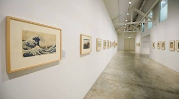 Contemporary art exhibition, Group Show, Edo Pop: The Graphic Impact of Japanese Prints at STPI - Creative Workshop & Gallery, Singapore