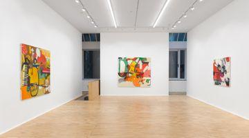 Contemporary art exhibition, Alex Hubbard, In the Near Field at Eva Presenhuber, New York