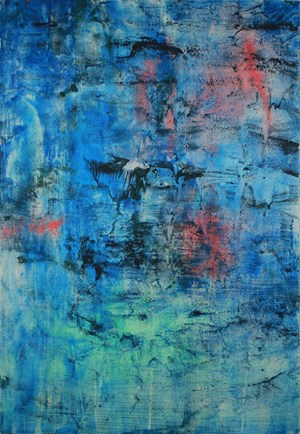 Splendour Refelction by Makoto Fujimura contemporary artwork