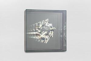 Enter Shift by Brigitte Kowanz contemporary artwork