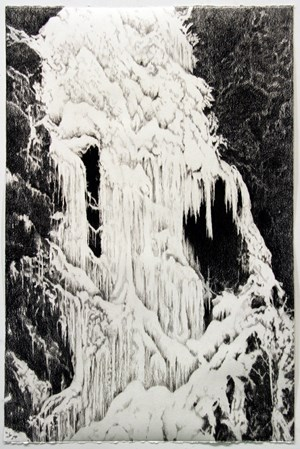 Frozen by Andrew Browne contemporary artwork