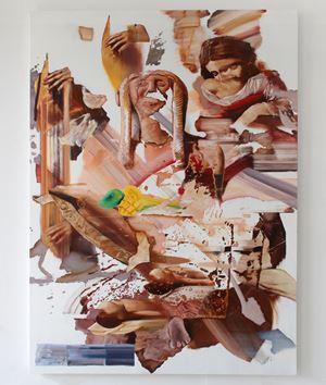 Fresh Mango by Kei Imazu contemporary artwork