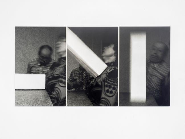 Transzendentaler Konstruktivismus (Transcendental Constructivism) by Anna & Bernhard Blume contemporary artwork