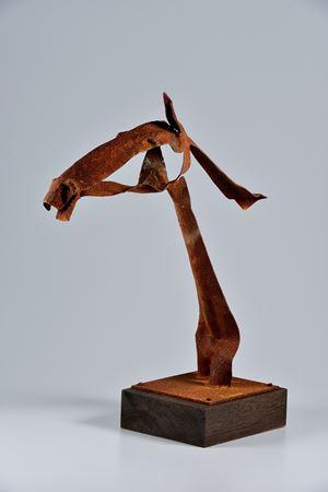 Horse Whisper by Liang-Tsai Lin contemporary artwork