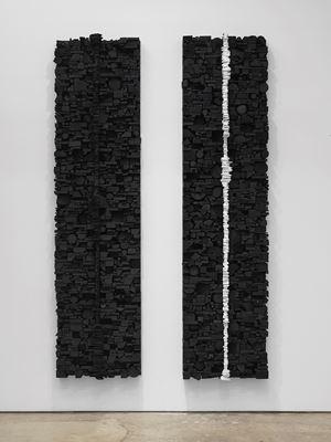 Number 229 by Leonardo Drew contemporary artwork