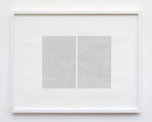 Infinitesimal by Nicène Kossentini contemporary artwork works on paper