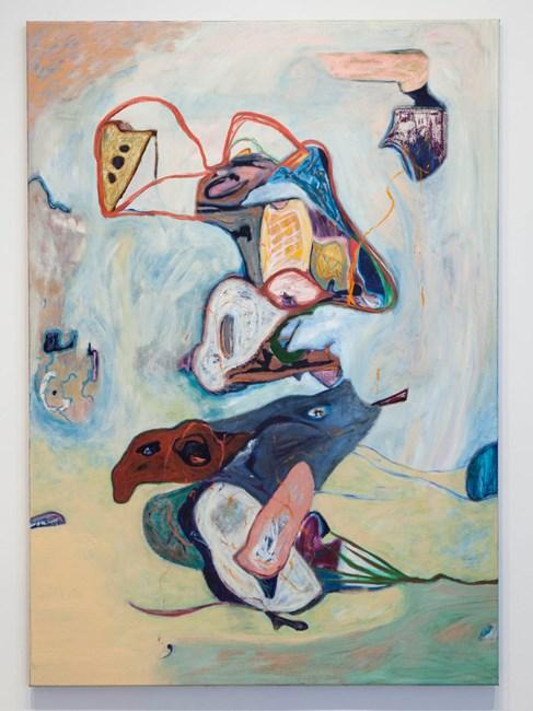 Eluku by Sarah Dwyer contemporary artwork