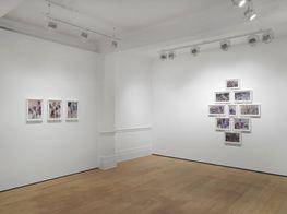 "BRACHA<br><em>On Hannah Arendt: What is Freedom?</em><br><span class=""oc-gallery"">Richard Saltoun Gallery</span>"
