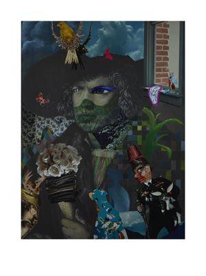 Subconscious Land # 1 by Umibaizurah Mahir Ismail contemporary artwork