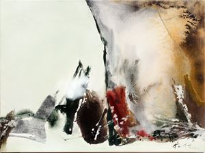 Landscape 77-8 by Chuang Che contemporary artwork