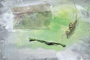 Green 翠 by Szeto Keung contemporary artwork