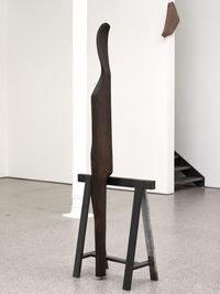 A and I (one of eight) by Katinka Bock contemporary artwork sculpture