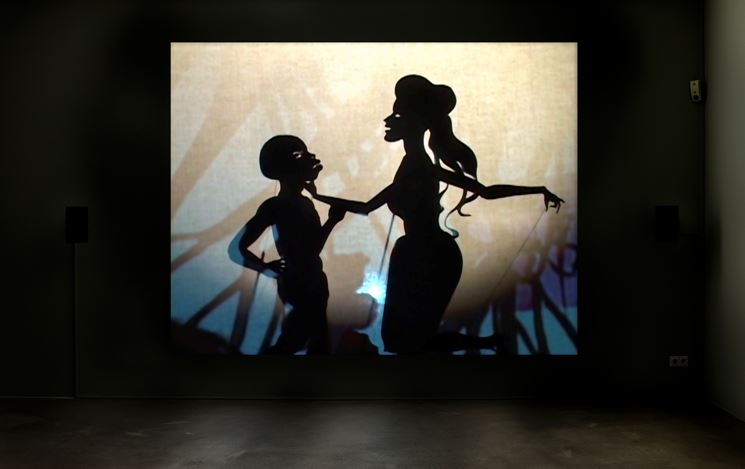 Exhibition view: Kara Walker, Sprüth Magers, Berlin (28 April–8 September 2018). Courtesy the Artist and Sprüth Magers. Photo: Timo Ohler.