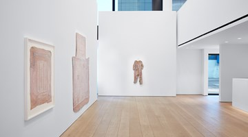 Contemporary art exhibition, Heidi Bucher, The Site of Memory at Lehmann Maupin, 501 West 24th Street, New York