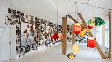 Contemporary art exhibition, Tomas Vu & Rirkrit Tiravanija, Green Go Home at Hua International, Berlin