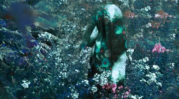 Contemporary art exhibition, Erik Madigan Heck, The Garden at Christophe Guye Galerie, Zurich