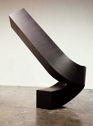 UPSTART I by Clement Meadmore contemporary artwork