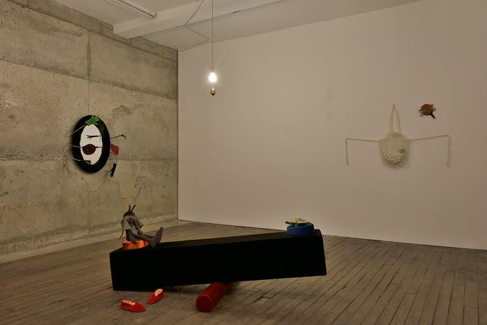 Exhibition view:Cinzia Ruggeri, déconnexion, Campoli Presti, Paris (7 February–16 March 2019). Courtesy Campoli Presti.