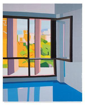 Cité Radieuse Le Corbusier by Guy Yanai contemporary artwork