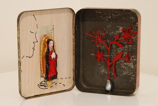 A Prayer, A Gesture, A Fragrance #16 by Sofia Tekela-Smith contemporary artwork
