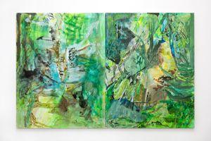 Wild Shade by Francesca Mollett contemporary artwork