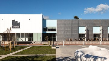 The Dowse Art Museum contemporary art institution in Wellington, New Zealand