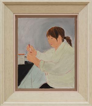 Chemistry Laboratory by Wu Yi contemporary artwork