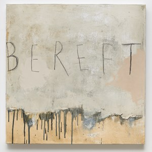 Loss by Squeak Carnwath contemporary artwork