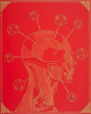 Anatomy of Being by Tenzing Rigdol contemporary artwork