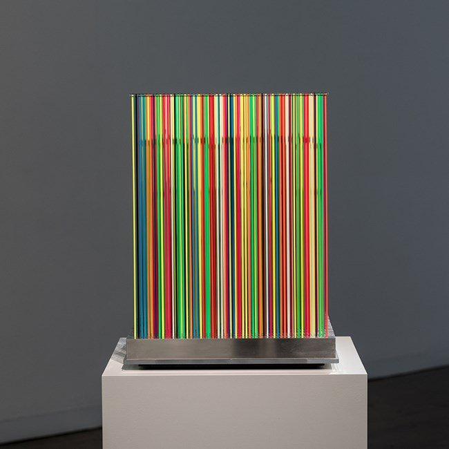 Living on a Promise (A2) by Nike Savvas contemporary artwork